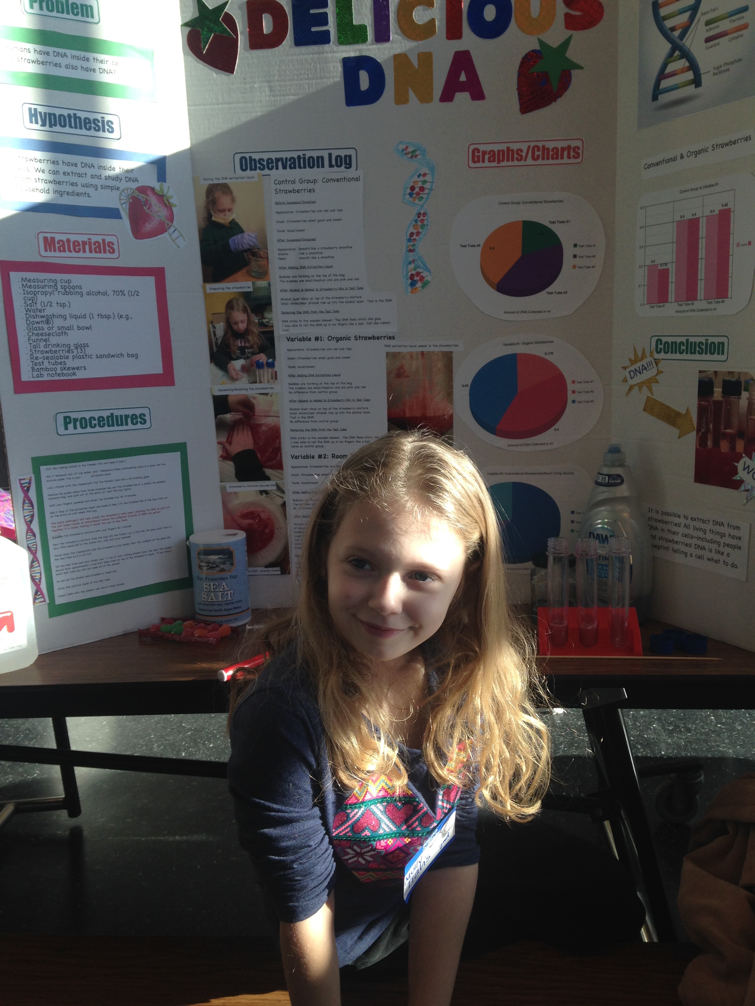 science fair maeve the brave molly sets up the space allotted to her and lays out her materials an exact precision that exceeds her seven